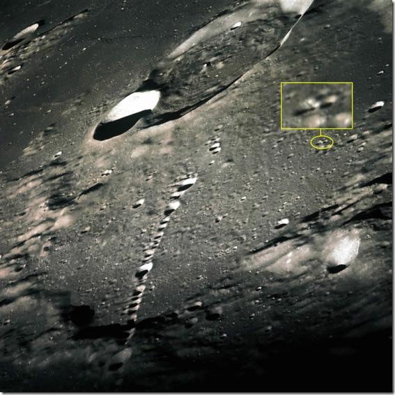 月球外星人